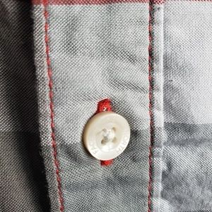 The North Face Shirts - North Face Plaid Button Down Shirt
